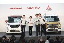 Mitsubishi og Nissan utvider samarbeidet og lanserer nye «kei cars»