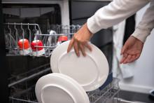 Spara energi på att diska i diskmaskin