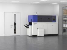 Verdens første tørre papirproduksjonssystem for kontoret kommer til Europa