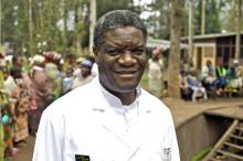 PMU:s samarbetspartner Denis Mukwege får Right Livelihood-priset