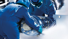 ECO Plus Lagerung kommt in die Schwergewichtsklasse: BPW bringt Formel Eins-Prinzip erstmals für 12 t Tiefladerachsen