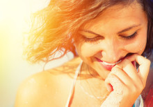 Forbered huden på sol og sommer