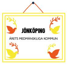 JÖNKÖPING ÄR ÅRETS MEDMÄNSKLIGA KOMMUN 2019