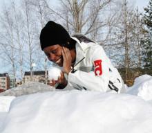 Snöbollskrigarna Team LTU till åttondelsfinal