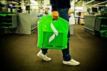 Muovikassien kulutus vähentynyt Gigantissa 80 % kahdessa vuodessa