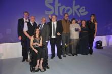 Neath Port Talbot Stroke Group win National Award