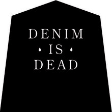 Denim is Dead – nu hos JC Jeans & Clothes