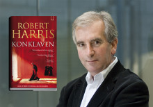 Maktkamp i Vatikanen i Robert Harris nya thriller
