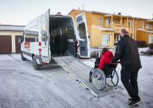 Bristande kvalitet i färdtjänsten begränsar resenärernas liv