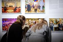 Siste dager for populær utstilling