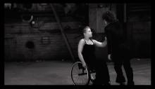 Dans i rullstol - går det?