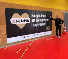 Vinnarna av XL-Hjälpen klara – nio föreningar får hjälp att rusta upp