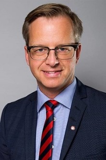 Närings- och innovationsminster Mikael Damberg kommer till Åre Business Forum!