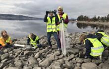 Over 3000 deltok i vårens plastdugnad