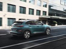 Helt kompromisslös – nya Hyundai Kona Electric