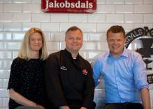 Ägarförändring i AB Jakobsdals Charkuteri säkrar de goda traditionerna!