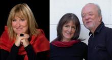 Anita Strandell och Diana Nuñez kommer med Brasilianskt gung och jazz för en kväll på Engelen den 1 november!
