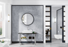 Tendances 2018 en matière de salles de bains : Les salles de bains à la beauté intemporelle de Villeroy & Boch