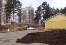 Nu förbereds för ny skateramp i Tureborg