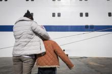 För upp kvotflyktingar och humanitärt visum på agendan idag