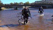 Älvstädning nu i Karlstad med omnejd