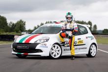 Alx Danielsson testade Clio Cup JTCC