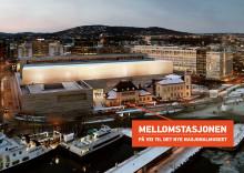 Åpning av informasjonssenteret for det nye Nasjonalmuseet