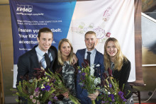 Linköpingstudenter vinnare i Sveriges största casetävling för andra året i rad