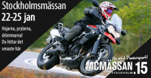 MC-mässan/ Stockholm Lifestyle Motor Show