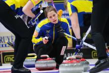 Lag Hasselborg fortsätter att övertyga i curling-EM