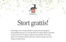 Våningen & Villan utsedd till Gasellföretag av Dagens Industri – igen!