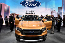 Ford auf der NAIAS 2018