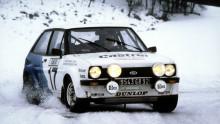 Időutazás: Amikor a Ford Fiesta először gyürkőzött neki a Monte-Carlo Rallynak