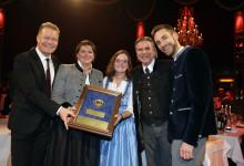 """Zufriedene Gäste sind Gold wert: Paulaner Brauerei Gruppe vergibt """"Stern der Gastlichkeit"""""""