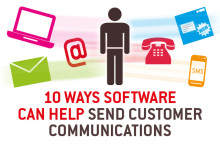 10 ways software can help with customer communications