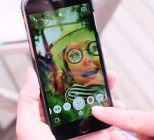 Så kan företag jobba med Snapchat