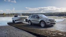 40 kilométer a városban, nulla károsanyag-kibocsátással: a Ford bemutatja a vadonatúj Explorer Plug-In Hybrid SUV modellt