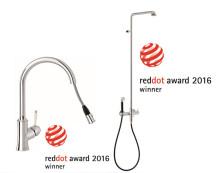 Prestigefyllda designpriser till danskdesignade blandare