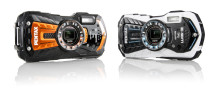 Nye vanntette kameraer fra Pentax
