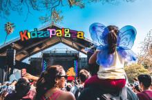 Nu presenteras programmet för Kidzapalooza - minstingarnas eget festivalområde