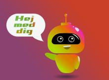 Vi lærer robotter at tale dansk, så du ikke bliver nødt til at tale engelsk