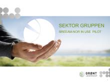Presentasjon Sektor Gruppen