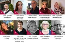 De är finalister i Årets volontär 2019