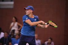 ASICS ambassadör Alex de Minaur är redo för Stockholm Open
