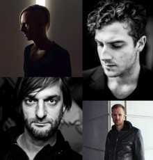Technoscenens främsta DJ:s Richie Hawtin, Ricardo Villalobos, Nicolas Jaar och Adam Beyer spelar på Into the Valley