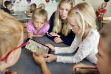 Skurups skolor på femte plats i Skåne