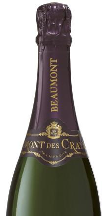 """""""ÅRETS MEST PRISVÄRDA MOUSSERANDE 2013""""- Beaumont des Crayères Fleur de Prestige Brut 2003"""
