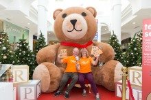 Help make a difference to terminally ill children this Christmas