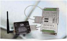 Trådlöst I/O-paket för närkommunikation