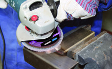 Norton Gemini, a new range of cutting-off, grinding wheels and flap discs